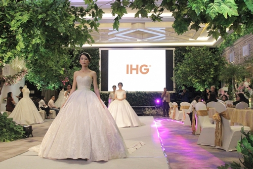 Serenity Of Love Inaugural Indonesia Wedding Fair 2019 For Ihg S Hotels Resorts In Indonesia Inclover Magazine